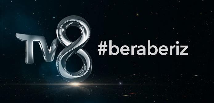 tv8 yeni logosuyla yayında tvgentr